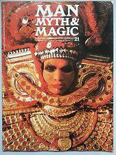 Man, Myth & Magic 1970 No 21 curse, Cybele, Dahomey, Dante dance of death