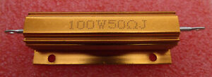 50 Ohm 100 Watt resistor for dummy Load : 1pc per lot