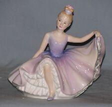"Royal Doulton Figurine - ""Dancing Years"" - Hn 2235 - 6-3/4"" H Free Shipping"