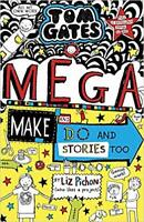 Tom Gates: Mega Make and Do by Liz Pichon NEW Hardback Book