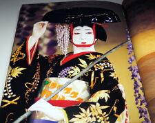 "Bando Tamasaburo photo book ""BUTAI"" from Japan Japanese Kabuki actor #0999"
