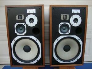 Super Nice Pioneer HPM-100, 4-way / 4 Driver Floor Speakers - Pro Modified!!