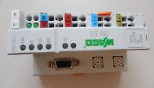 WAGO 750-333 PROFIBUS DP 12MBd/DPV1