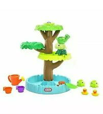 Little Tikes Magic Flower Water Table with Blooming Flower and 10+ Accessories