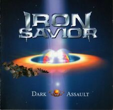 Iron Savior ‎– Dark Assault CD (2000) Heavy Metal Savage Circus/Gamma Ray