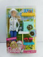 Barbie Careers Beekeeper Doll and Beehive Playset NEW