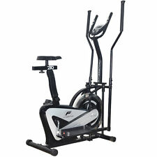 Fitnessform® ZGT® Z10 Cross Trainer 2-in-1 ✮Fitness Elliptical Exercise Bike ✮
