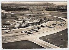 ZURICH AIRPORT: Austria postcard (C5245)