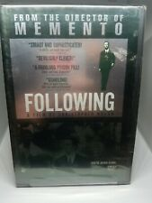 Following (DVD, 2001) New