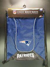New England Patriots Sports Bag Adult Backpack Back-Sack, Nfl Football