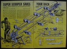Excavator Trencher Sand Dirt CONVEYOR How-To Build PLANS
