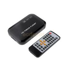 Portable 3D 1080P TV Media Player SD/MMC/USB Input YPbPr/RCA/HDMI Output