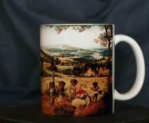 Haymaking (Early Summer) - Bruegel Art Mug