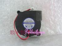 EVERCOOL EC5015HH12E-B fan DC12V 0.24A 50*50*15mm 2wire #MC50 QL