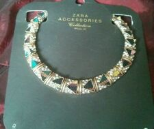 Zara Bronze Costume Necklaces & Pendants