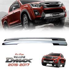 ROOF BAR RACK LIGHT GREY  ROLL BAR FOR ISUZU D-MAX D MAX 2015 - 2017