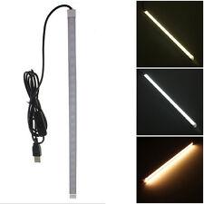 USB 50CM 4W 36 SMD 5630 LED Rigid Strip Hard Bar Night Light Tube Lamp DC 5V Hot