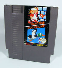 Super Mario Bros. & Duck Hunt 2in1 pour NINTENDO NES uniquement module Brothers smb 1