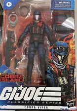 GI Joe Classified - Cobra Viper Target Exclusive Cobra Island