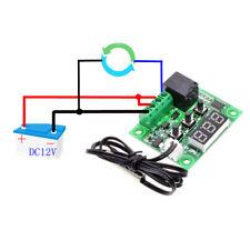 Temperature Control Module -50-110°C Sensor Temp Relay Heat Cool W1209 Digital