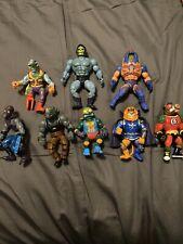 TMNT / He Man - Vintage 1980s-1990s Action Figures Toys Lot