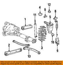 FORD OEM 98-02 Crown Victoria Rear Suspension-Spring 3W7Z5560EA