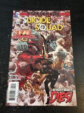 Suicide Squad#28 Incredible Condition 9.4(2014) Omac App,Masters Art!!