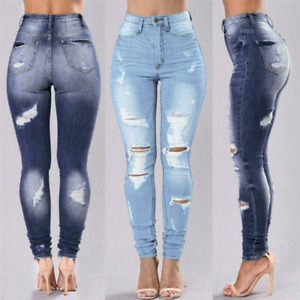 Pantalones Jeans Vaqueros De Mezclilla Colombianos Levanta Cola Ropa De Mujer