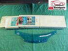 New Gts 71119b Hood Shield Bug Deflector Blue Fits 95-99 Chevrolet Cavalier Z24