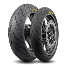 Maxxis Supermaxx Diamond Touring Pair 120/70/17 & 180/55/17 Motorcycle/Bike Tyre