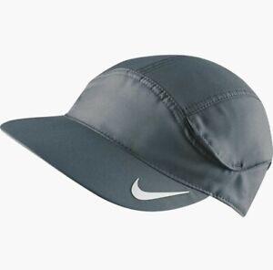 NEW Nike Aerobill Tailwind Hypershield Protect Running Cap Hat Dark Teal Green