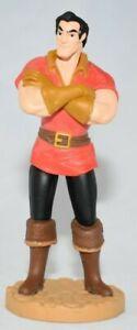 Disney GASTON Villian FIGURINE Cake TOPPER Beauty & the BEAST Toy NEW