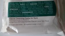 Skyn ICELAND Glacial Cleansing Cloths for Eyes - 30 cloths x 4 Pack RRP £52 - BN