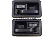 For Jeep Wrangler Interior Inside Inner Door Handle Driver Passenger Set LH RH