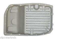 Transmission Oil Pan 6L80 6L80E New Deep As Cast Aluminum W- Magnetic Drain Plug