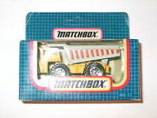 Matchbox - MB 53 - Dump Truck - Brand New & Sealed - Fast Postage