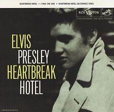 Heartbreak Hotel/Sinners Prayer by Elvis Presley (CD, Jan-2006, RCA)