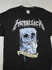 NEW - METALLICA SUMMER 08 BAND / CONCERT / MUSIC T-SHIRT EXTRA LARGE