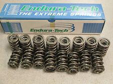 """NEW NASCAR ENDURA-TECH ROLLER CAM VALVE SPRINGS 1.520"""" 220-610lbs"""