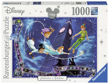 Ravensburger puzzle * 1000 piezas * Disney Collector's Edition * Peter Pan * rareza * OVP
