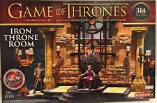 McFarlane Toys Game of Thrones Iron Throne Room Pack Construction Set Lot 2