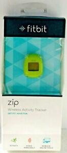 Fitbit Zip FB301G Wireless Activity Sleep Fitness Tracker Calories Distance Seal