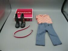 "2010 American Girl Saige Copeland's Western Parade Outfit Retired for 18"" Dolls"