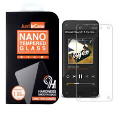 {2-pack} For Amazon Fire Phone Tempered Glass Screen Protector Clear