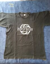 Official Inner Wish t-shirt / Melodic Power Metal / Heavy Metal / Tribal
