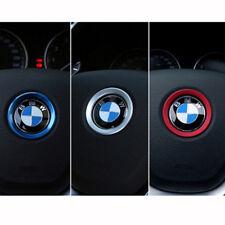 Superb Steering Wheel Center Decoration Ring 2014 2015 BMW X5 F15 Accessories