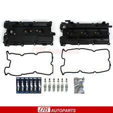 Fits 02-09 Nissan Murano 3.5L Valve Cover NGK Spark Plugs Set