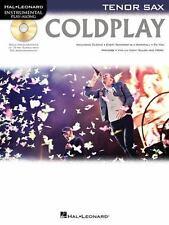 Coldplay: for Tenor Sax (Hal Leonard Instrumental Play-Along), Coldplay, Good Bo