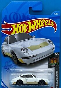 Hot Wheels '96 Porsche Carrara Diecast Car Vehicle MOC