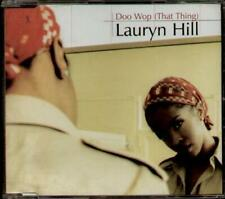 LAURYN HILL Doo Wop  CD 3 Tracks, Radio Edit/Gordons Dub/Instrumental